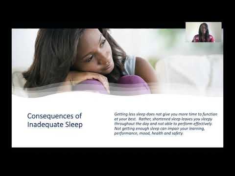 Adolescent Sleep During COVID-19