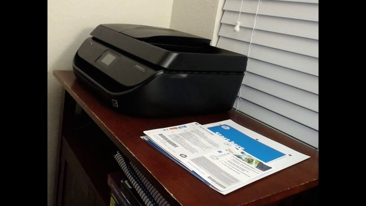 how to connect to hp officejet 4650