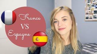 France vs Espagne │Mon arrivée