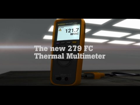 Revolutionizing the Digital Multimeter with the Fluke 279 FC