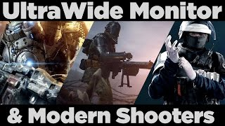 Are Shooters Better on UltraWide Monitors?