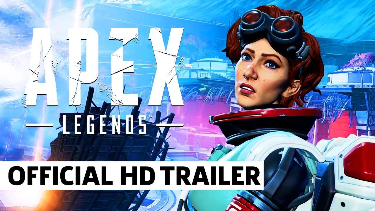 Apex Legends Season 7 Ascension Gameplay Trailer