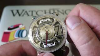 MCT Sequential2 S200 in the Watching Magazine HorlogeTest