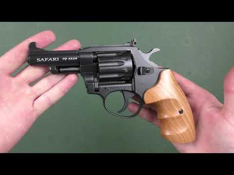 Револьвер Латек Safari РФ 431 М бук