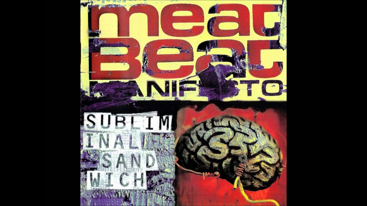 Meat Beat Manifesto - Strap Down (The Sound Defence Policy Remix)