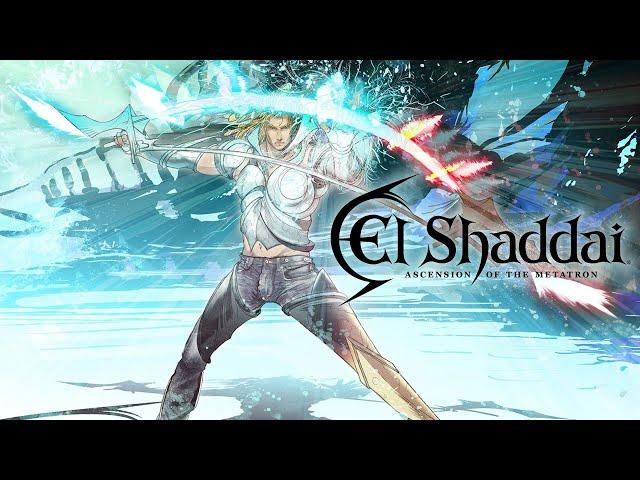 El Shaddai ASCENSION OF THE METATRON  [Walkthrough Part 1/5] - Gameplay PC