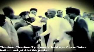 Pakistan should be based on pure Islamic Socialism!!! [by Quaid-e-Azam (r.a) in Original Voice]