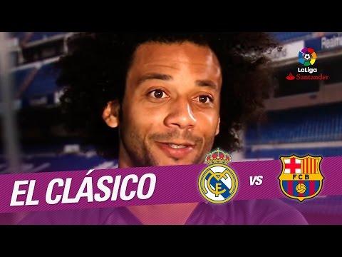 El Clásico - El Protagonista: Marcelo Vieira, jugador del Real Madrid