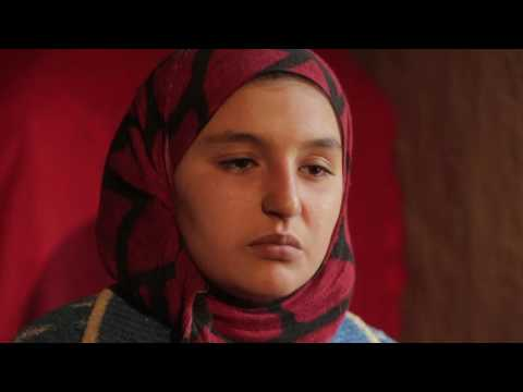 A DAY WITH YASEMIN ( AFGHANISTAN )