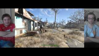 Fallout 4 Gameplay | E3 2015 REACTION