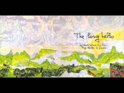 DAVID JACKSON / GUY EVANS / HUGH BANDON - The Long Hello [full album]