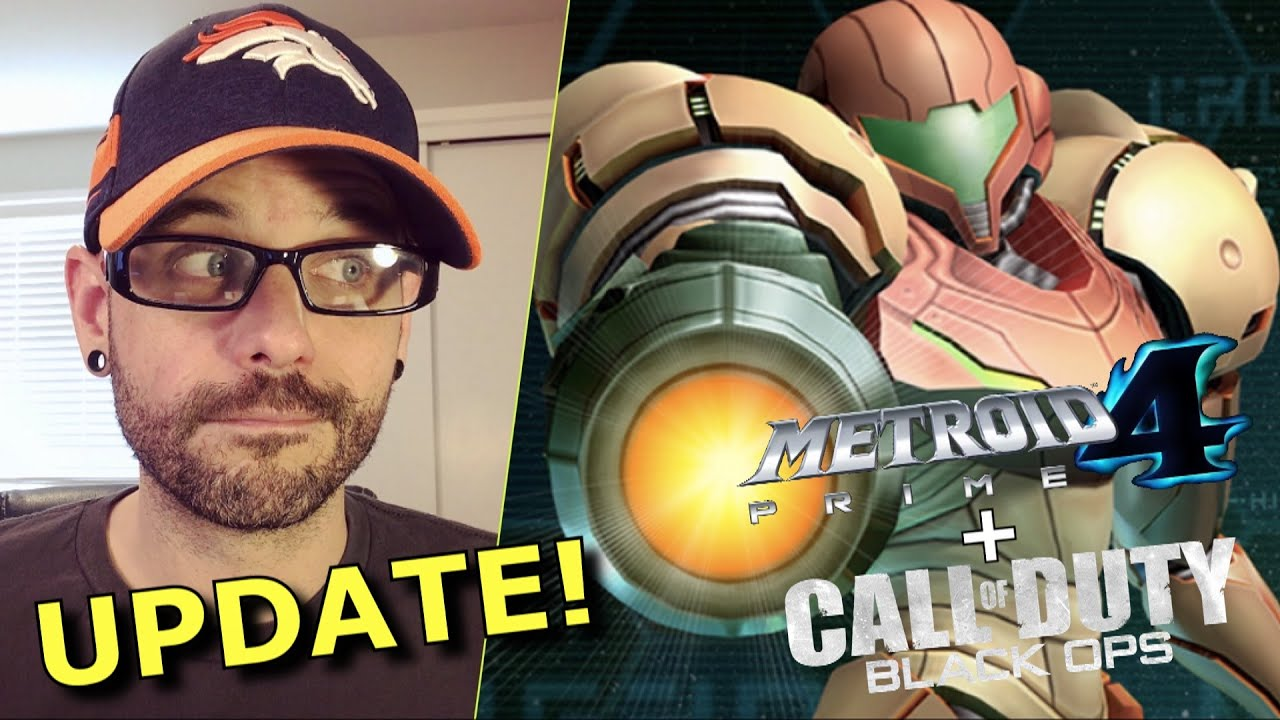 Metroid Prime 4 UPDATE - Retro Studios adds Call of Duty developer to the team!