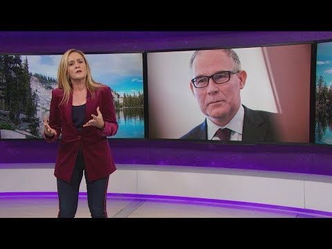 Scott Pruitt vs. The World | October 25, 2017 Act 2 | Full Frontal on TBS