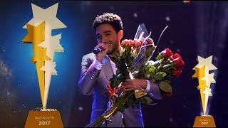 Sargis Avetisyan   Siraharvel em ( ARMENIA TV MUSIC AWARDS 2017)