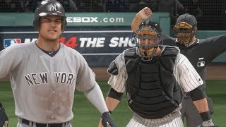 MLB The Show 14 is finally out on the playstation 4! In this series...