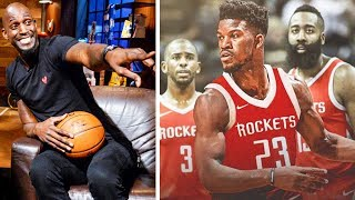 Kevin Garnett Reacts To Jimmy Butler Being Traded From Minnesota Timberwolves