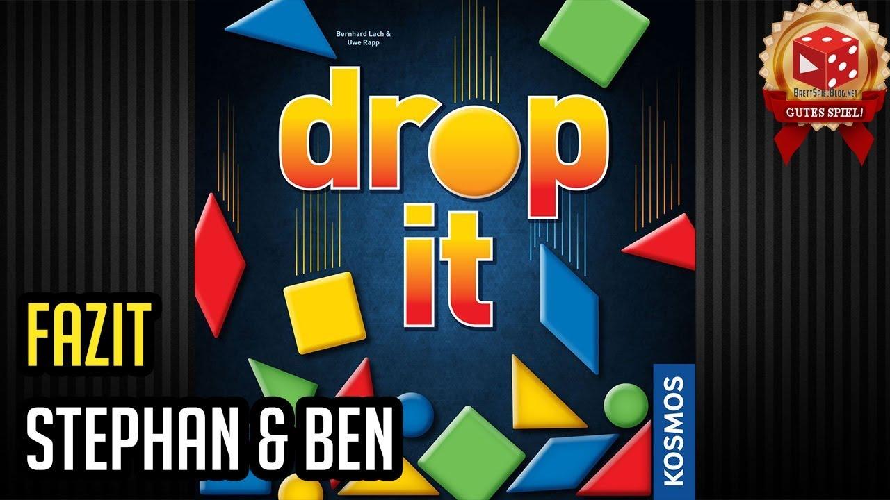 Fazit Drop It Kosmos Mit Ben Stephan Youtube
