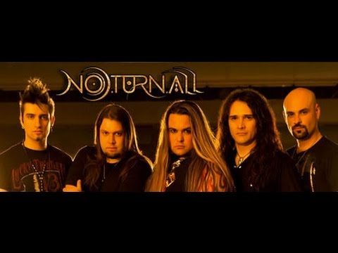 Nocturnal Human Side por Noturnall - Guitar Flash Expert 44493