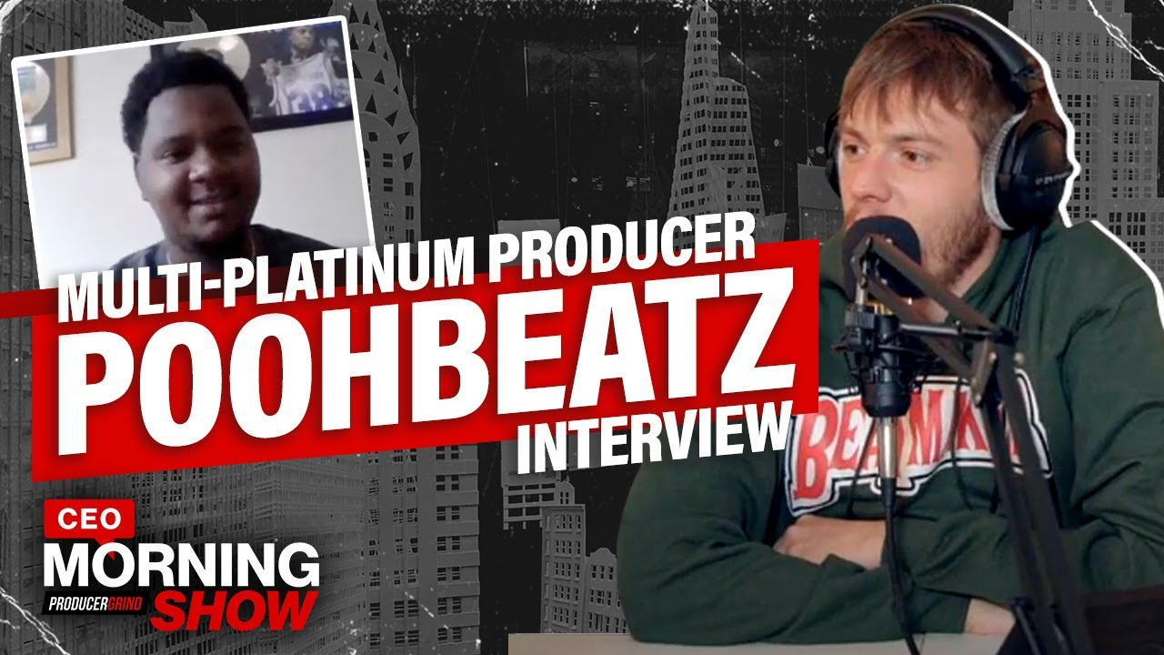 PoohBeatz Interview | CEO Morning Show LIVE