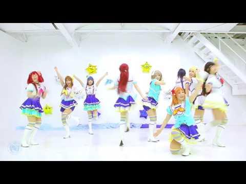 【ラブライブ!サンシャイン!! OP 】青空Jumping heart 踊ってみた【アクアステラ】
