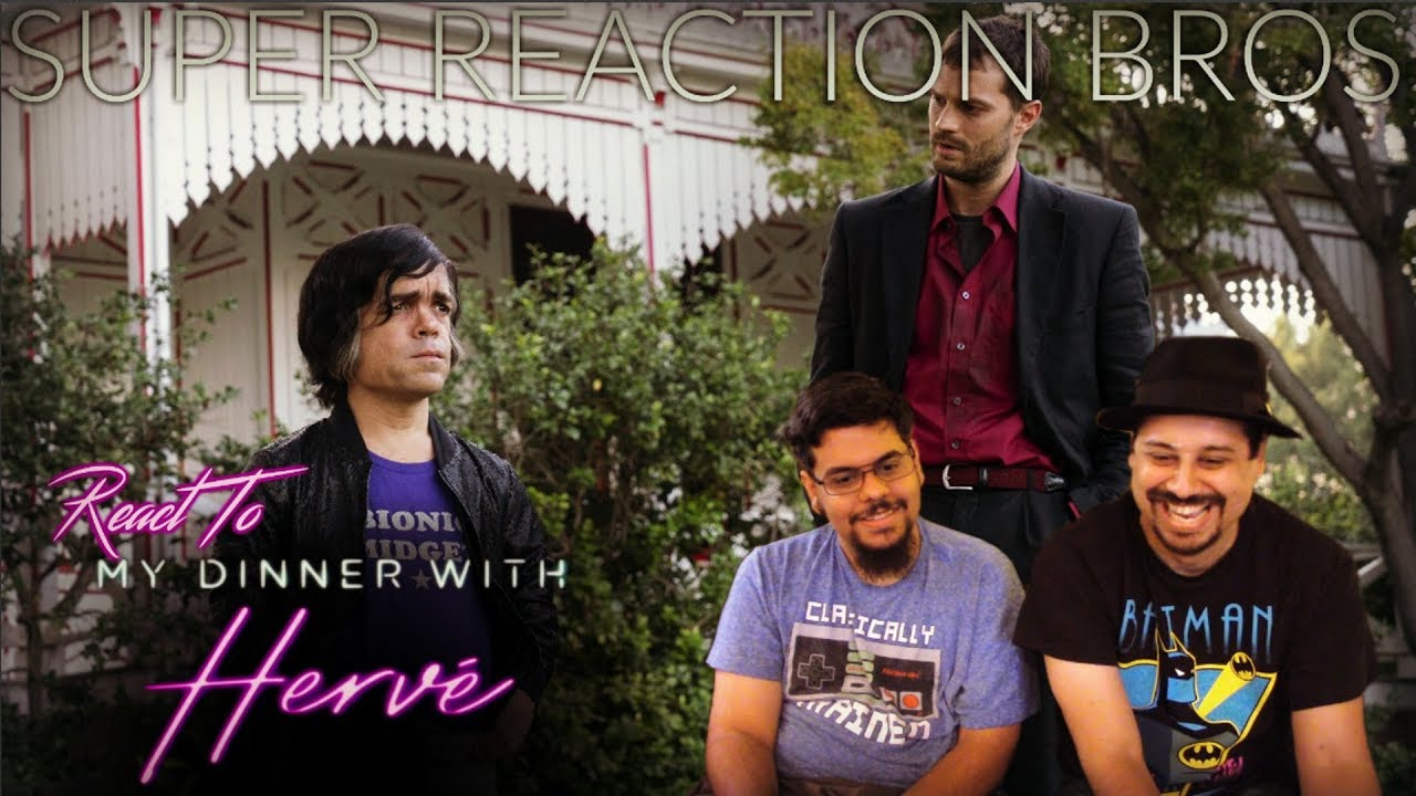 Download SRB Reacts to My Dinner with Hervé Official HBO Trailer