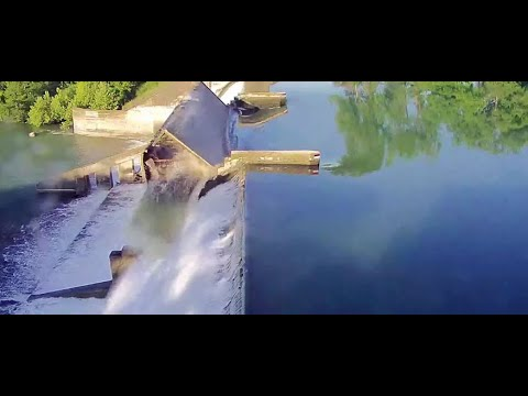VIDEO: Dam Fails In Heart Of Texas Hill Country