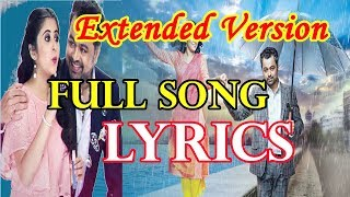 Tula Pahate Re Full Song Lyrics | Extended Version | Aarya Ambekar | Zee Marathi