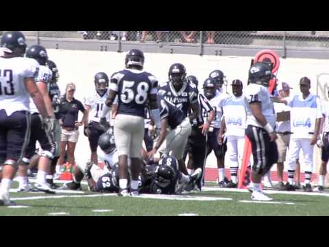 Saint Augustine College Vs Catawba 2011