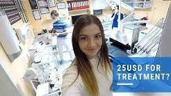 25  usd for dental treatment in Ukraine? See the reality!