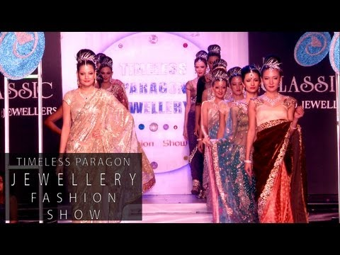 Timeless Paragon Jewellery Fashion Show 2012 (Tpjfs 2012) Full Show