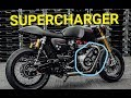 SUPERCHARGER Engine Motorcycles