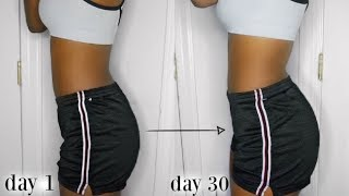 I DID 100 SQUATS EVERY DAY FOR 30 DAYS! | Coco Chinelo
