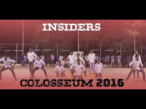 Usure Pogudhey - Raavanan | Nenjukulle Nee Dance Choreography | Insiders-Colosseum '16
