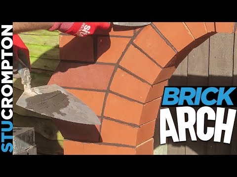 Building Brick Arch feature