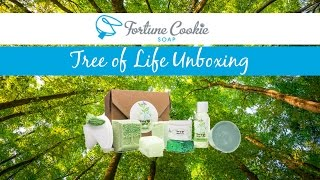 Fortune Cookie Soap - Tree of Life Unboxing - MakeupMaiWorld