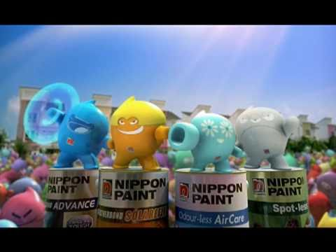 Nippon Paint Superheroes