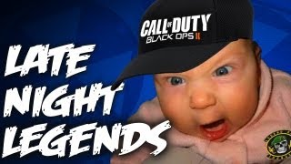 """Call Of Duty """"Late Night Legends"""""""