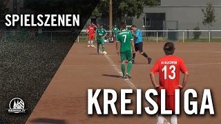 SV Blatzheim - Horremer SV (Kreisliga B, Staffel 2, Kreis Rhein-Erft) - Spielszenen | RHEINKICK.TV