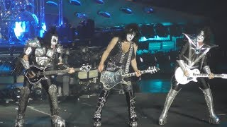 """Kiss  """"End Of The Road World Tour""""(The Final Tour Ever) - Multicam Live In Russia 2019"""