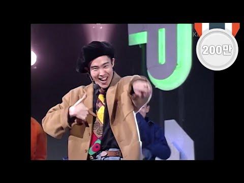 양준일 - '가나다라마바사'   JIY - 'Pass Word' 【KBS 가요톱10】