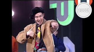 양준일 - '가나다라마바사' (1993)| JIY - 'Pass Word' 【KBS 가요톱10】