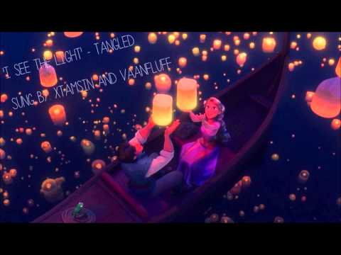 I See The Light from Disney's Tangled - duet with VaanFluff | xtamsin