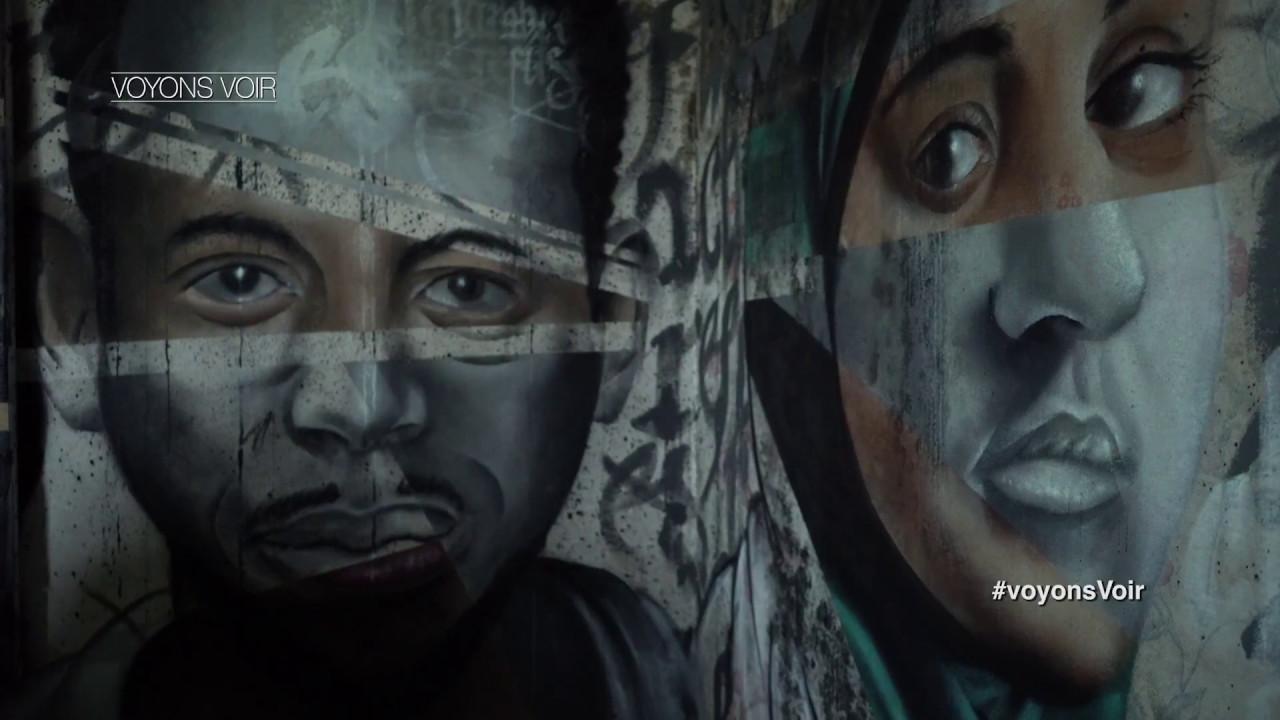 Emission Voyons voir : Street Art City