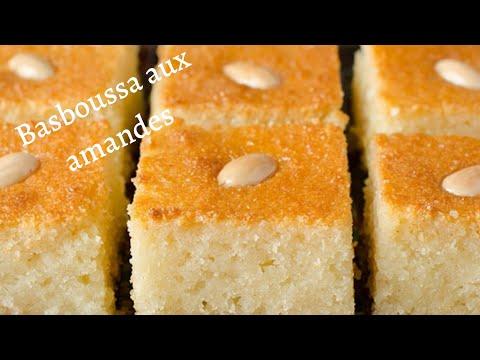 recette-basboussa-aux-amandes