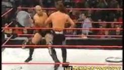 WWF Maven(c) Vs AlSnow Vs Spike Dudley Hardcore Championship