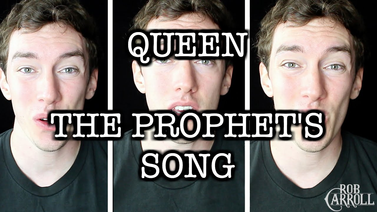 queen a prophet s song analysis One of my favourite queen songs is the underrated masterpiece father to son,   bohemian rhapsody, flick of the wrist, prophet's song, and seven seas of rhye   the lyrics might seem like your typical love tune but the composition and.