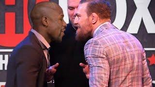 Conor McGregor vs Floyd Mayweather - Fight Prediction