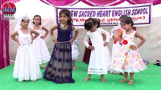 Choti Si Pyarisi Nanhisi dance performance,NEW SACRED HEART ENGLISH SCHOOL.