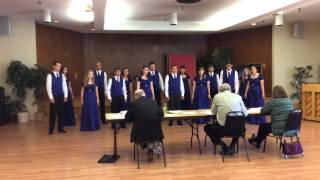 La Grande mixed ensemble 2015 - Dindirindin, April is in My Mistress
