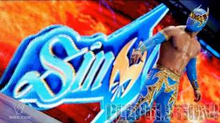 Sin Cara 2nd WWE Theme - Ancient Spirit V2 (HQ/Full)